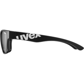 UVEX Sportstyle 508 Sportsbriller Børn, black mat/silver